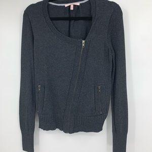 Victoria Secret Medium Sweater Cardigan Pockets